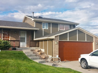 exterior painting cheyenne wy